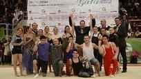 Todo un éxito la primera Gala de Estrellas de Gimnasia 2012 en el Estado de México