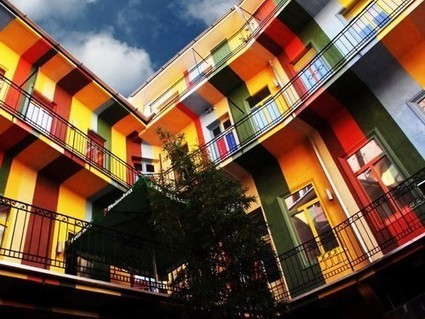 50 gorgeous hostels for design lovers | The HostelBookers Blog | Urban Design | Scoop.it