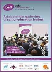Bett Asia Leadership Summit, Exclusive offer for EdTechReview Readers | EdTech News, Reviews and Practices | Scoop.it