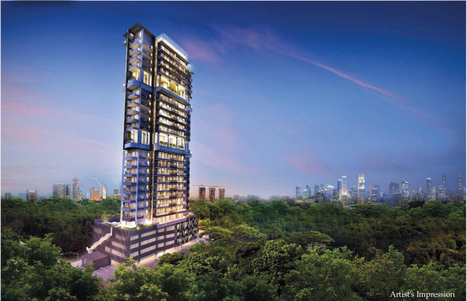 Forte Suites Condo at Rangoon | Farrer Park MRT | Official VVIP Register | Asia Property | Scoop.it