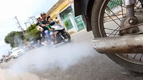 Luật mới xe máy phải kiểm định khí thải? ,Công ty tư vấn môi trường Ngọc Lân | nonameseoer | Scoop.it