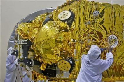 Mars mission opens India for space business (Update) | India | Scoop.it