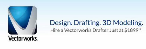 Vectorworks Drafting and Modeling | BluEntCAD – A Leading Provider of Revit MEP Drafting Outsourcing Services | Scoop.it