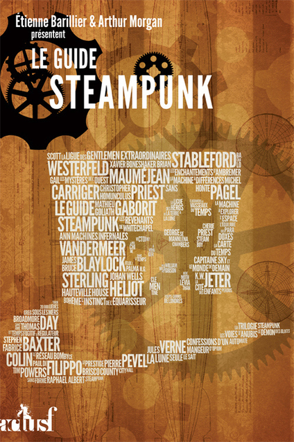 Le Steampunk s'invite à la médiathèque de Villeneuve d'Ascq - Actusf | Choose Steampunk | Scoop.it