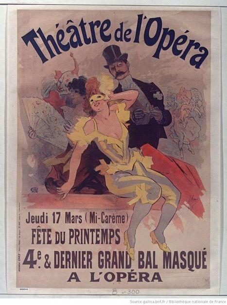 L'affiche, « estampe des murs au musée populaire de la rue » - gallica - BnF | GenealoNet | Scoop.it