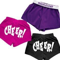 Get New Range Of Cheerleading Shorts For Your Team   Cheer Leaders Accessories   Scoop.it