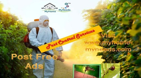 Pest Control Services in Chennai - Myhome-myneeds.com | MyHome-MyNeeds.com - Home Needs in India-Classified Ads free | Scoop.it