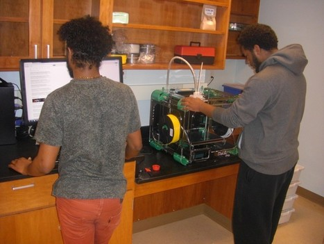 GA: Morehouse College Makerspace Exploration Center | DiversityComplete.com | Digital Media Literacy + Cyber Arts + Performance Centers Connected to Fiber Networks | Scoop.it