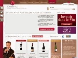 Magasin d'achat de cave pour le vin et vente de château l'arrosée | Vin 2.0 | Scoop.it