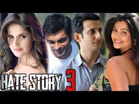 Hate Story 3 Trailer: Zarine Khan, Daisy Shah reveal almost all! | Entertainment News | Scoop.it