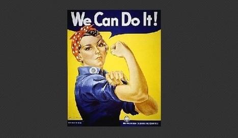 Les femmes et l'entrepreneuriat, une question d'éducation | 1001 StartUps | Start-Up | Scoop.it