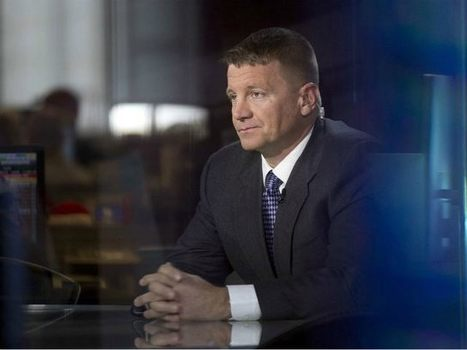 Erik Prince's Three-Point Plan to Destroy Islamic State | THE MEGAPHONE | Scoop.it