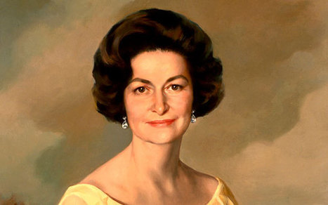 First Lady - Lady Bird Johnson | C-SPAN First Ladies: Influence & Image | Wonderful World of History | Scoop.it