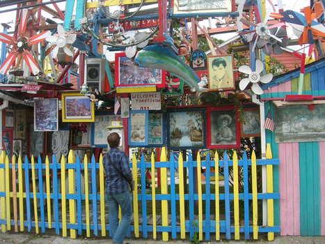 Group Fighting To Save 'Hamtramck Disneyland,' Beloved Detroit Folk Art House | The Huffington Post | Kiosque du monde : Amériques | Scoop.it
