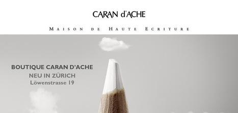 CARAN d'ACHE | Art: Brands & Products | Scoop.it