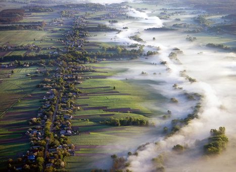30 Beautiful Landscapes Draped in Fog | The Blog's Revue by OlivierSC | Scoop.it