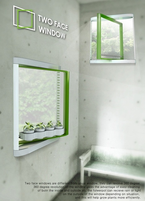Twoface Window by Junkyung Kim & Yonggu Do | Urban Design | Scoop.it