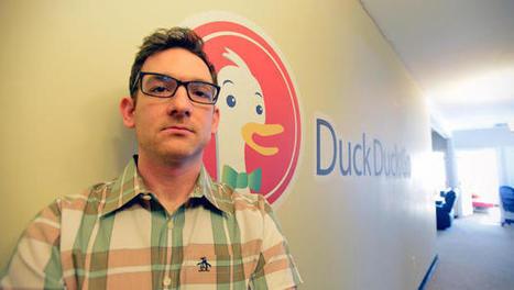 Inside DuckDuckGo, Google's Tiniest, Fiercest Competitor   Galway Public Libraries   Scoop.it
