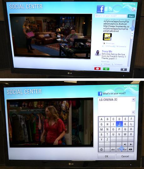 LG simplifie la social Tv | Observatoire des Smart TV | ToutsurlaSocialtv | Scoop.it