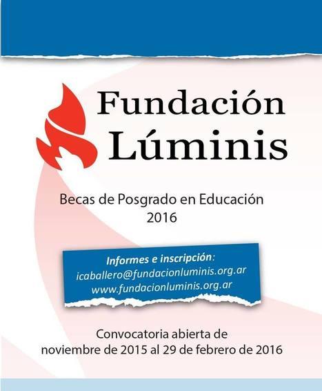 Becas Formador de Formadores - Fundación Luminis | e-Learning, ESL and EFL | Scoop.it