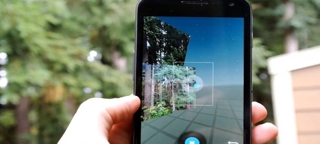 Cinco aplicaciones para hacer fotografías de 360 grados | Arte y nuevas tecnologías | Scoop.it