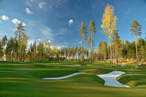 Swing under the stars - Midnight golf in Finland | Finland | Scoop.it