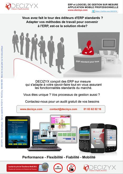 Toujours en recherche de solution de gestion ERP pour votre PME ? | Logiciel ERP sur mesure | Scoop.it