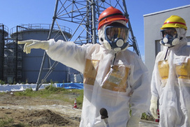 Fukushima's toxic water pool grows as Tepco dithers | Sustain Our Earth | Scoop.it