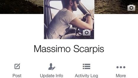 Los perfiles de Facebook se verán diferentes en la aplicación para móviles » MuyComputer | Uso inteligente de las herramientas TIC | Scoop.it