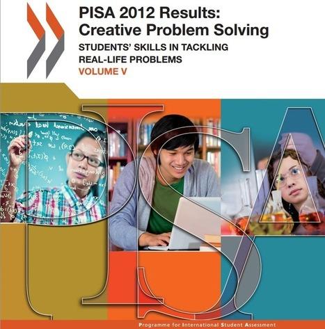 Blog Mateguay bloga: Resultados PISA 2012: resolución de problemas y evaluación por ordenador | MATEmatikaSI | Scoop.it