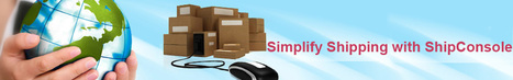 Oracle Multi Carrier Shipping Management Software : Oracle Package Tracking System | Ship Console - Shipping Software | Scoop.it
