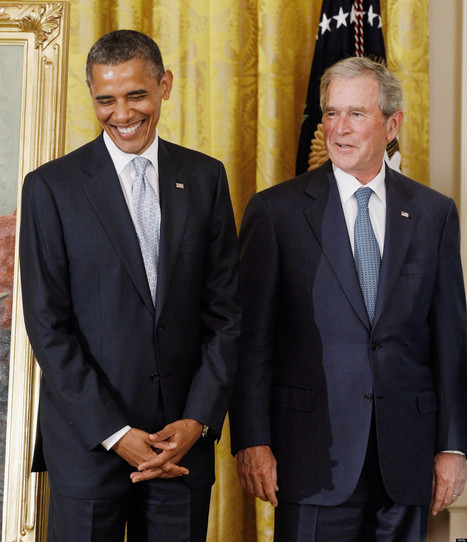 On Wiretaps and Drone Strikes, It's Time for Liberals to Accept That Obama Is Worse Than Bush   The American Empire   Scoop.it