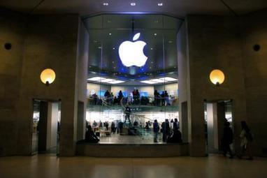"""Les nouvelles ambitions d'Apple   Les Nouvelles """"e-frontées""""   Scoop.it"""
