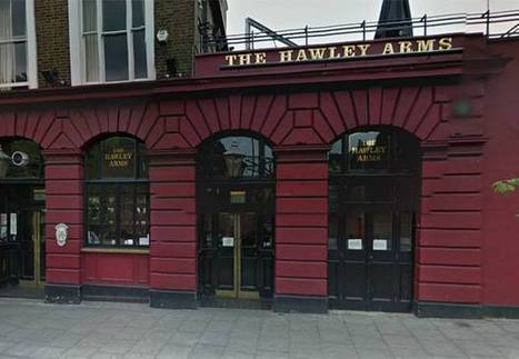 Three held in immigration raid on Hawley Arms in Camden | The Indigenous Uprising of the British Isles | Scoop.it