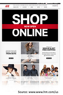 RetailWire Discussion: Will H&M Be an Instant Success Online? | Omni Channel Retail | Scoop.it