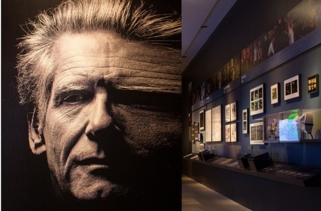 SLIDESHOW: A preview tour of the new David Cronenberg Exhibit at the TIFF Bell Lightbox - Gallery | torontolife.com | 'Cosmopolis' - 'Maps to the Stars' | Scoop.it