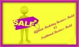 How Affiliate Business Model Is Different Than Traditional Business Model? | ClickCabin | Affiliate marketing programs | Scoop.it