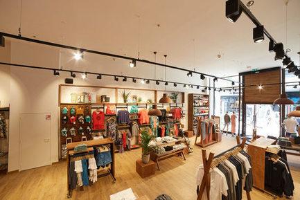Billabong installe un nouveau concept à Toulon | Nouveaux concepts magasins | Scoop.it