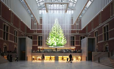A global edit of 2013's top Christmas installations | PROYECTO ESPACIOS | Scoop.it