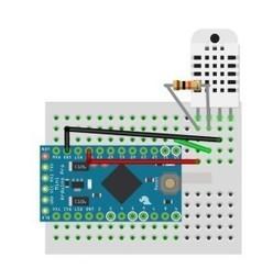 Temperature Sensing with DHT11 on Arduino - IdleDev.com   Raspberry Pi   Scoop.it