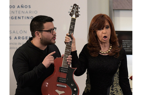 President Cristina Kirchner says Argentina to return wealth of artefacts to Ecuador, Peru | Art Daily | Kiosque du monde : Amériques | Scoop.it