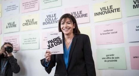 Les mesures phares d'Anne Hidalgo pour les bibliothèques parisiennes | Biblio(s) | Scoop.it