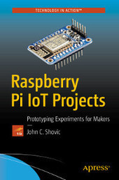 Raspberry Pi IoT Projects - Free Download eBook - pdf | Raspberry Pi | Scoop.it