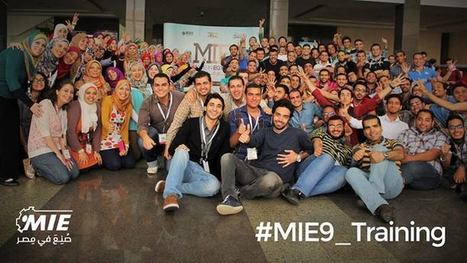 MIE9 Teams | MIE9 Training - Held at ITI, Smart Village Giza during April 2014. | Scoop.it