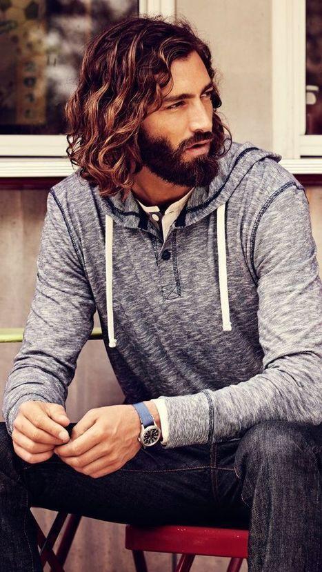 3 herenkapsels om deze winter te dragen | Kapsels voor mannen | Scoop.it