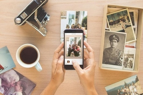 Heirloom Lets You Quickly Digitize Boxes of Old Family Photos Using Just Your Smartphone | xposing world of Photography & Design | Scoop.it