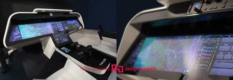 Thales Avionics et F+A présentent Odicis, cockpit du futur | Odicis Thales | Scoop.it