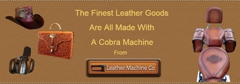 Industrial Leather Sewing Machines: Order Your KING COBRA Leather Sewing Machine Online | Leather Sewing Machine | Scoop.it