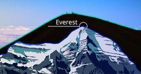 Mount Everest Isn't The Tallest Mountain In The World | STEM Connections | Scoop.it