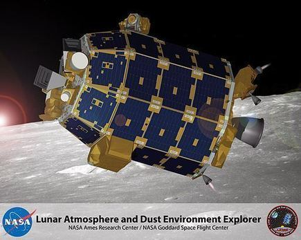 LADEE Launched: NASA Brings Broadband To The Moon   Sparkonit   Science & Technology   Scoop.it